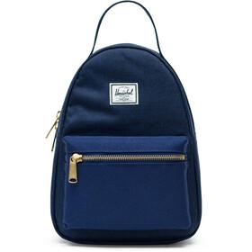 Herschel Nova Mini Backpack medieval blue crosshatch/medieval blue